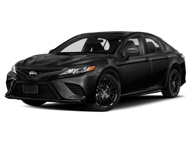 New 2020 Toyota Camry Nightshade Sedan in Appleton