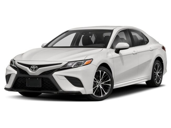 New 2020 Toyota Camry SE Sedan in Laredo, TX