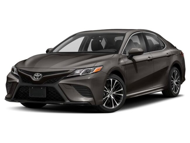 New 2020 Toyota Camry SE Sedan in Ruston, LA