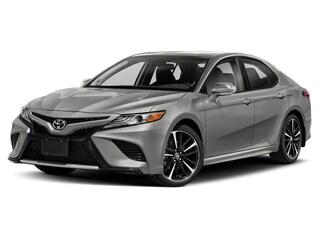 New 2020 Toyota Camry XSE Sedan