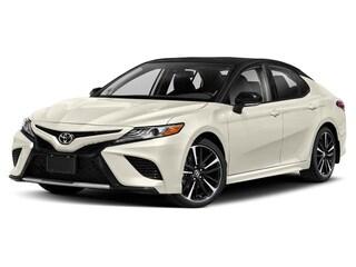2020 Toyota Camry XSE V6 Sedan 4T1KZ1AK8LU037701