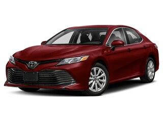 New 2020 Toyota Camry LE Sedan