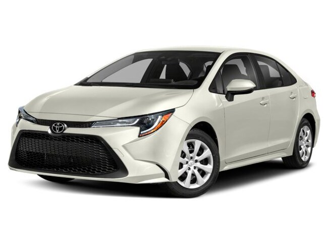 New Toyota 2020 Toyota Corolla LE Sedan for sale in Corona, CA