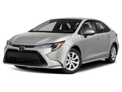 New Vehicle 2020 Toyota Corolla LE Sedan For Sale in Coon Rapids, MN