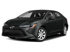 New 2020 Toyota Corolla JTDEPRAE1LJ010874 20T011 for sale in Kokomo IN