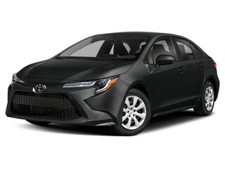 New 2020 Toyota Corolla LE Sedan JTDEPRAE5LJ028052 in San Francisco