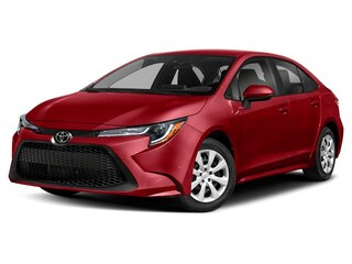 New 2020 Toyota Corolla LE Sedan Arlington