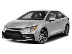 New 2020 Toyota Corolla SE Sedan