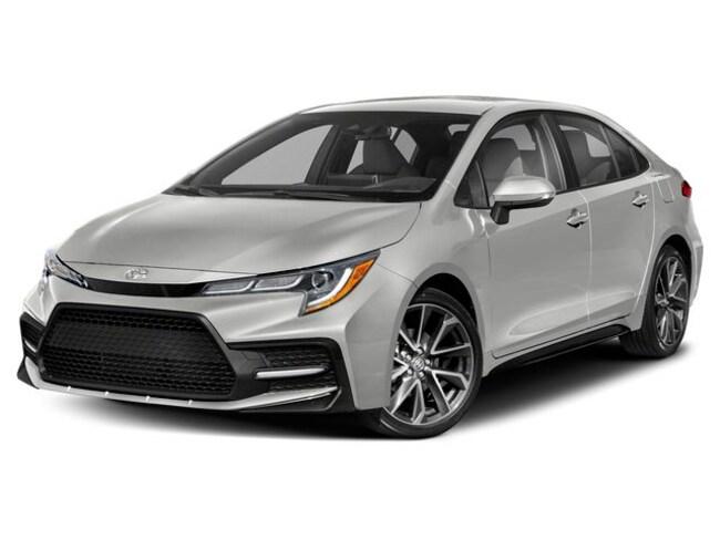 New 2020 Toyota Corolla SE Sedan dealer in Nampa ID - inventory