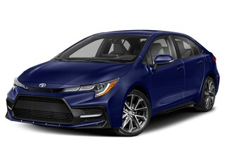 New Toyota vehicles 2020 Toyota Corolla SE Sedan X07 for sale near you in South Brunswick, NJ
