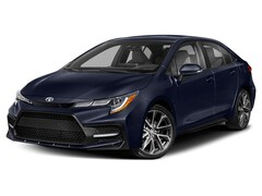 2020 Toyota Corolla SE Manual