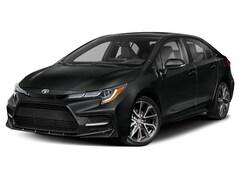 2020 Toyota Corolla XSE CVT Sedan