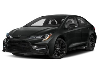 2020 Toyota Corolla Nightshade Sedan