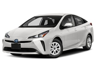 New 2020 Toyota Prius LE Hatchback for sale in Lake Charles