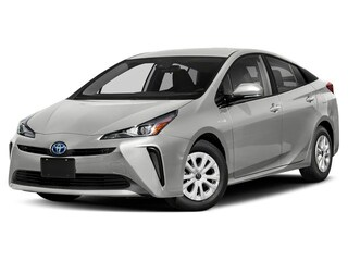 New 2020 Toyota Prius LE Hatchback in Ontario, CA