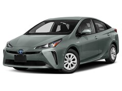 New 2020 Toyota Prius LE Hatchback In Corsicana, TX