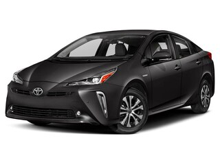 New 2020 Toyota Prius LE Hatchback