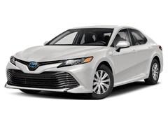 New 2020 Toyota Camry Hybrid LE Sedan