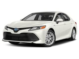 New 2020 Toyota Camry Hybrid SE in San Francisco