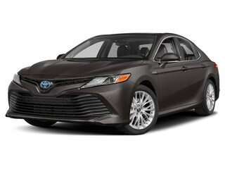 New 2020 Toyota Camry Hybrid XLE Sedan for sale near you in Auburn, MA