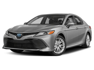 New 2020 Toyota Camry Hybrid XLE Sedan in Portsmouth, NH