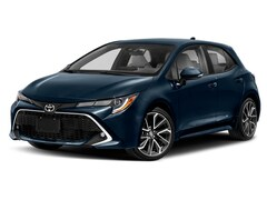 New 2020 Toyota Corolla Hatchback XSE Hatchback for sale in Charlottesville