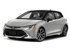2020 Toyota Corolla Hatchback XSE Hatchback 37113 JTNA4RBE8L3078501