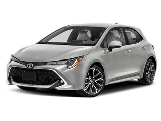 New 2020 Toyota Corolla Hatchback XSE Hatchback