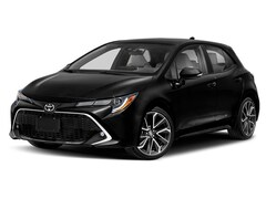 New 2020 Toyota Corolla Hatchback XSE Hatchback in Oxford, MS