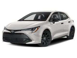 New 2020 Toyota Corolla Hatchback Nightshade Hatchback for sale in Modesto, CA