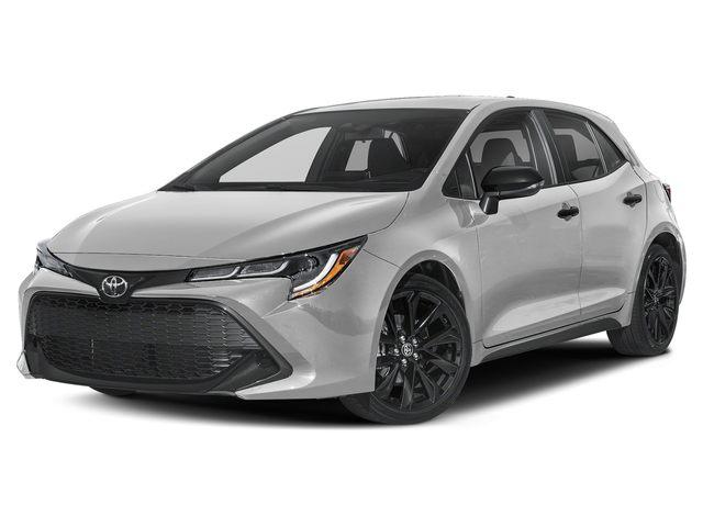 2020 Toyota Corolla Hatchback JTND4RBE1L3096142
