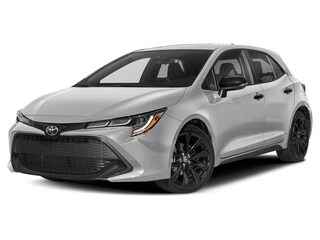 New 2020 Toyota Corolla Hatchback Nightshade Hatchback for sale in Appleton, WI at Kolosso Toyota