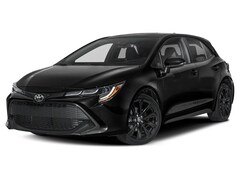 New 2020 Toyota Corolla Hatchback Nightshade Hatchback JTND4RBE5L3097827 for sale in Riverhead, NY