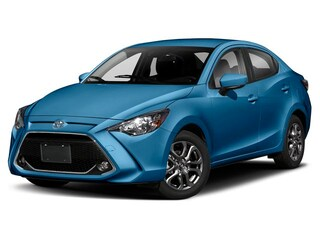 New 2020 Toyota Yaris Sedan LE Sedan