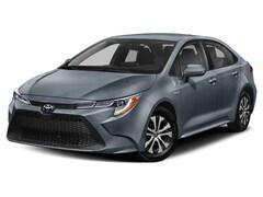 New 2020 Toyota Corolla Hybrid LE Sedan in San Antonio, TX