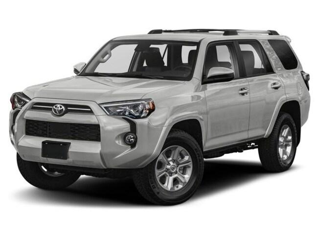 New 2020 Toyota 4Runner SR5 Premium SUV in Bossier City, LA