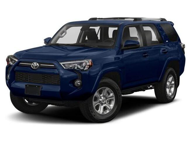New 2020 Toyota 4Runner SR5 Premium SUV San Antonio