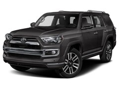 New 2020 Toyota 4Runner Limited SUV Andover, Massachusetts