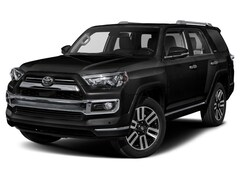 New 2020 Toyota 4Runner Limited SUV in Toledo, Ohio