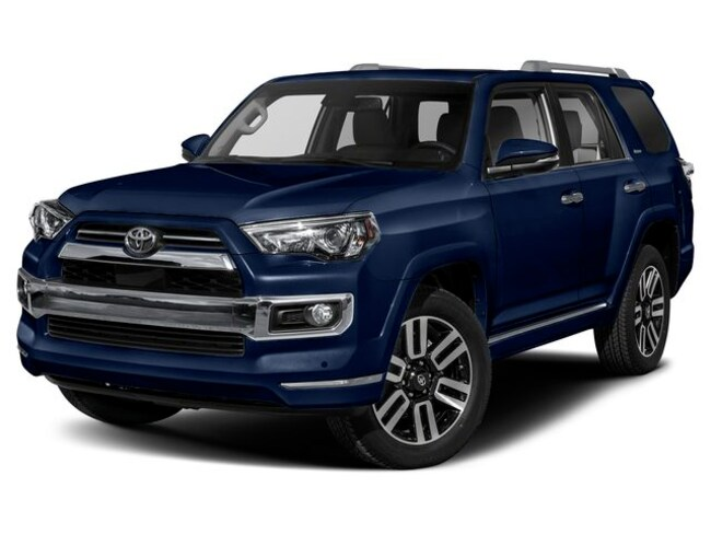 New 2020 Toyota 4Runner Limited SUV San Antonio
