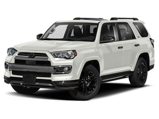 New 2020 Toyota 4Runner Nightshade SUV in Portsmouth, NH
