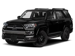 New 2020 Toyota 4Runner Nightshade SUV For Sale in Billings, MT