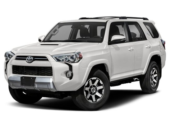 New 2020 Toyota 4Runner TRD Off Road SUV San Antonio