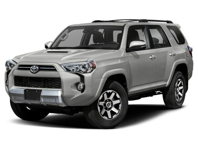 2020 Toyota 4Runner OFF 4WD V6 5A SUV