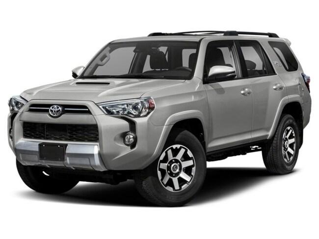 New 2020 Toyota 4Runner TRD Off Road SUV San Antonio