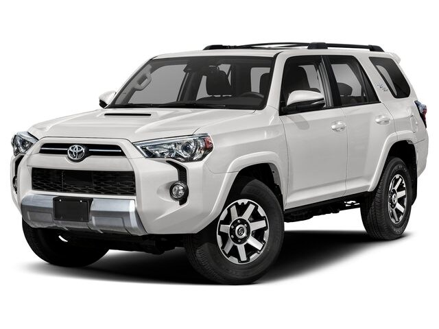 2020 Toyota 4Runner TRD Off Road Premium 4WD SUV for sale at Young Toyota Scion in Logan, UT
