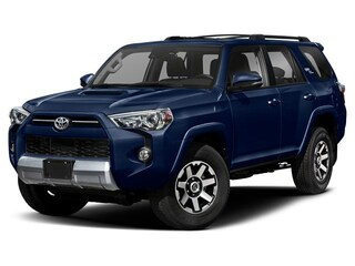 2020 Toyota 4Runner TRD Off Road Premium Sport Utility For Sale in Redwood City, CA