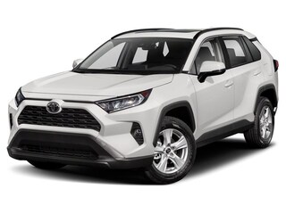 New 2020 Toyota RAV4 XLE SUV for sale in Nederland, TX
