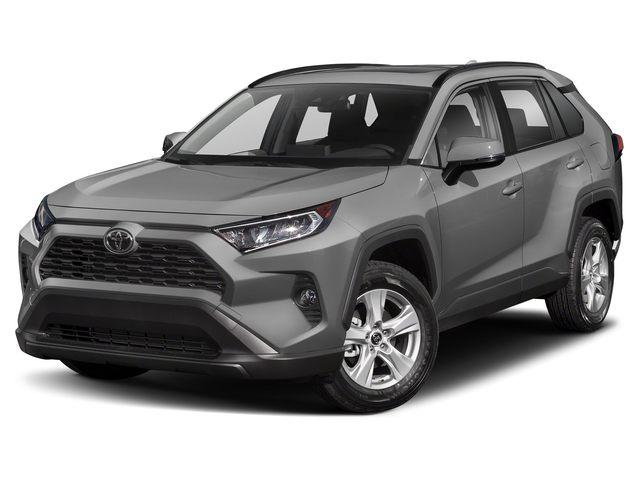 2020 Toyota RAV4 XLE 2WD L4 8AT SUV