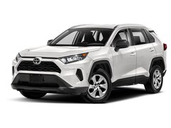 New 2020 Toyota RAV4 LE SUV in Pampa, TX